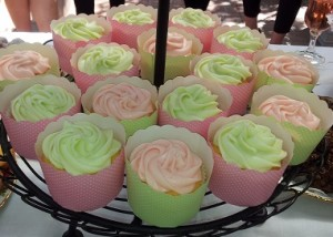cupcakes for high tea