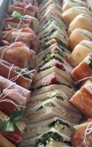 ROLLS AND SANDWICHES